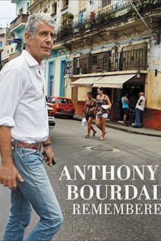 Anthony Bourdain Remembered book cover