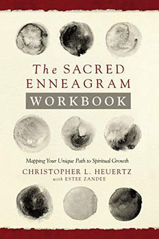 The Sacred Enneagram Workbook book cover
