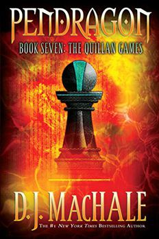 The Quillan Games book cover