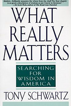 What Really Matters book cover