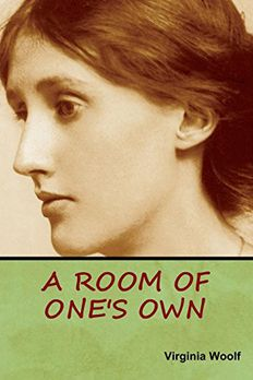 A Room of One's Own book cover