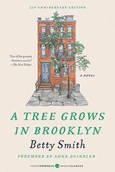 A Tree Grows in Brooklyn [75th Anniversary Ed] book cover