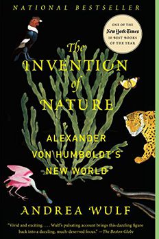 The Invention of Nature book cover