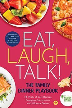 Eat, Laugh, Talk book cover