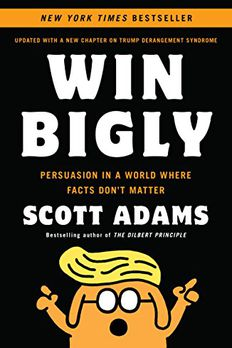 Win Bigly book cover