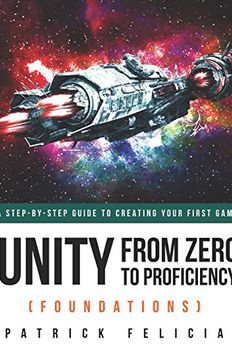 Unity From Zero to Proficiency book cover