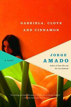 Gabriela, Clove and Cinnamon book cover