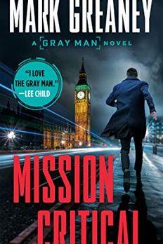 Mission Critical book cover