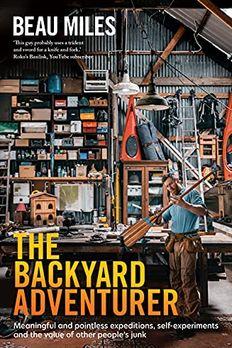 The Backyard Adventurer book cover