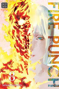 Fire Punch, Vol. 8 book cover