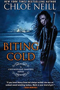 Biting Cold book cover