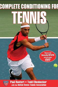 Complete Conditioning for Tennis book cover