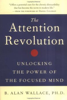 The Attention Revolution book cover