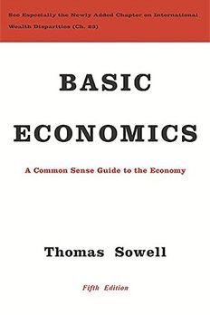Basic Economics book cover