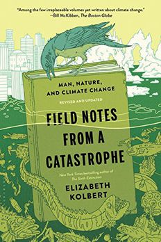 Field Notes from a Catastrophe book cover