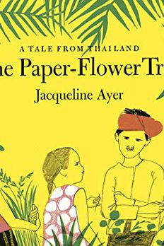 The Paper-Flower Tree book cover