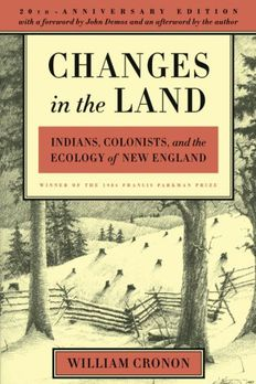 Changes in the Land book cover