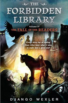 The Fall of the Readers book cover