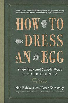 How to Dress an Egg book cover