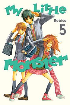 My Little Monster, Vol. 5 book cover