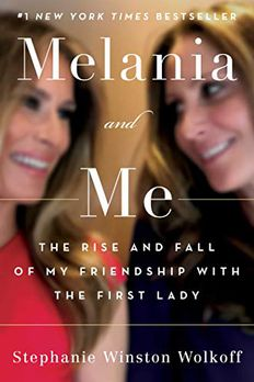 Melania and Me book cover
