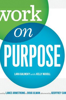 Work On Purpose book cover
