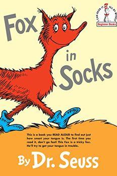 Fox in Socks book cover