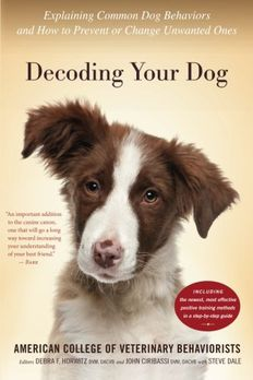 Decoding Your Dog book cover