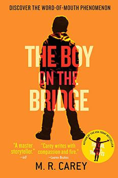 The Boy on the Bridge book cover