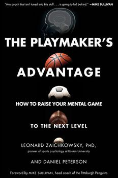 The Playmaker's Advantage book cover