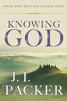Knowing God book cover