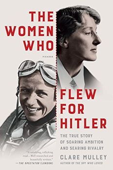 The Women Who Flew for Hitler book cover