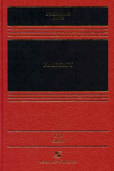 Property book cover