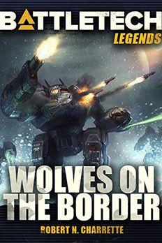 Battletech - Wolves on the Border book cover