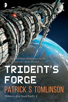 Trident's Forge book cover