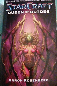 Queen of Blades book cover