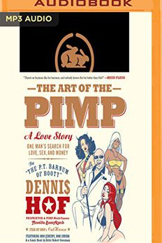 The Art of the Pimp book cover