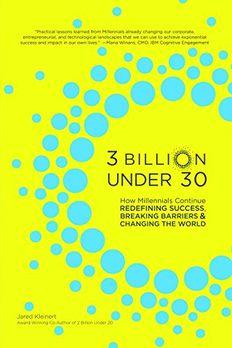 3 Billion Under 30 book cover