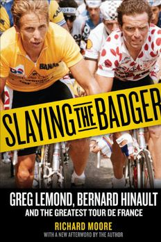 Slaying the Badger book cover