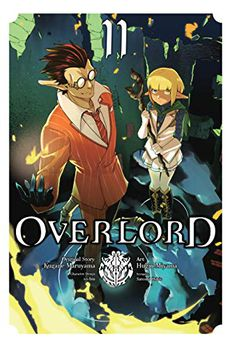 Overlord Manga, Vol. 11 book cover