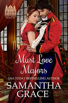 Must Love Majors book cover