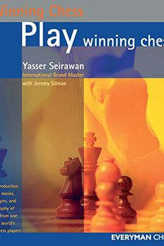 Play Winning Chess book cover