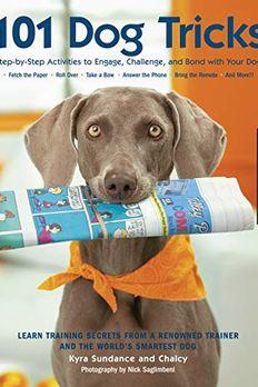 101 Dog Tricks book cover