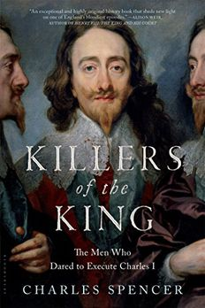 Killers of the King book cover