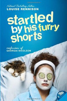 Startled by His Furry Shorts book cover