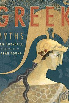 Greek Myths book cover