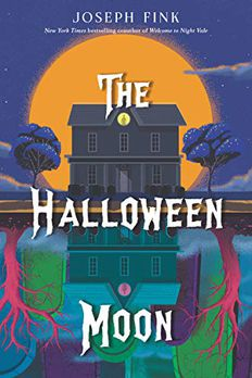 The Halloween Moon book cover