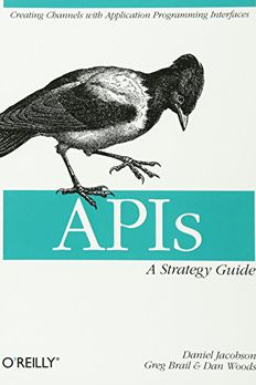 APIs book cover