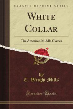 White Collar book cover