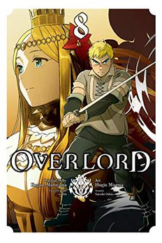 Overlord Manga, Vol. 8 book cover
